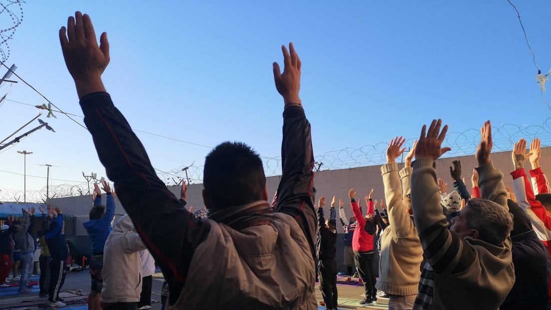 Libertad interior: cómo es hacer yoga en una cárcel de Argentina (VIDEO)