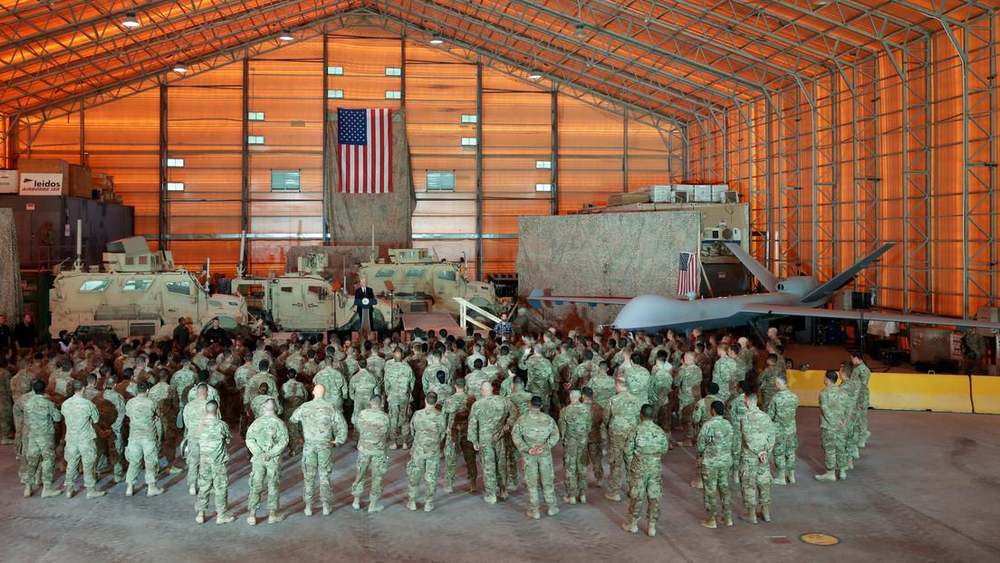 Wall Street Journal informa del envío de tropas adicionales de EE.UU. a Oriente Medio pero el Pentágono lo niega