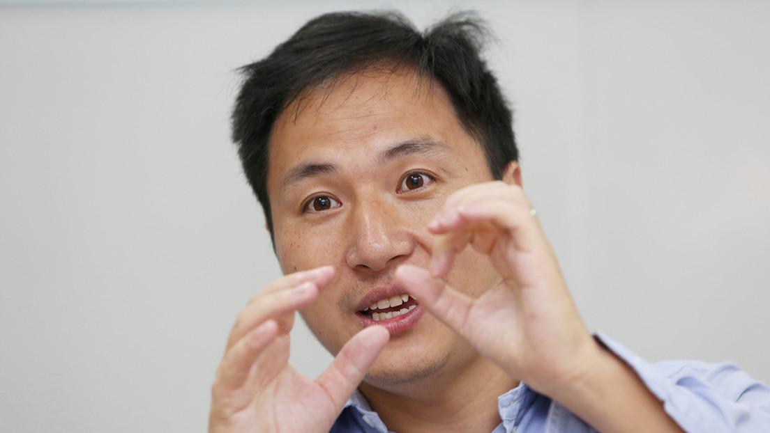 El científico chino que editó los genes de dos bebés admitió que pueden tener mutaciones no intencionales