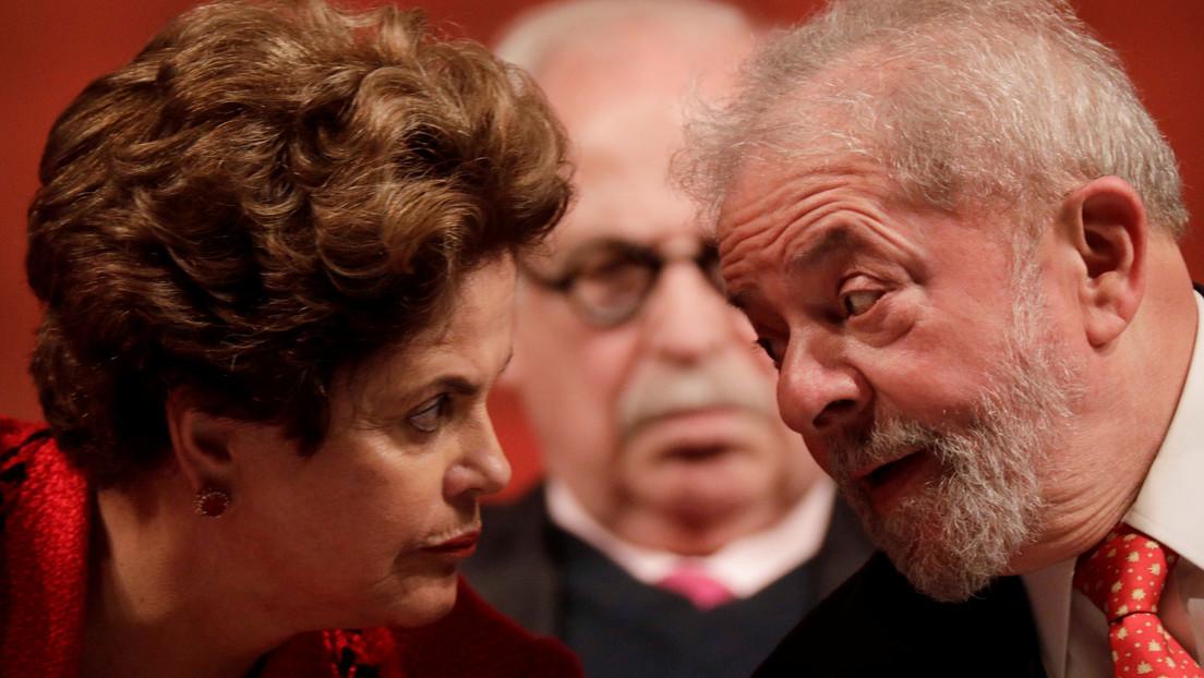 La Justicia brasileña absuelve a Lula y Rousseff del supuesto financiamiento ilícito de su partido