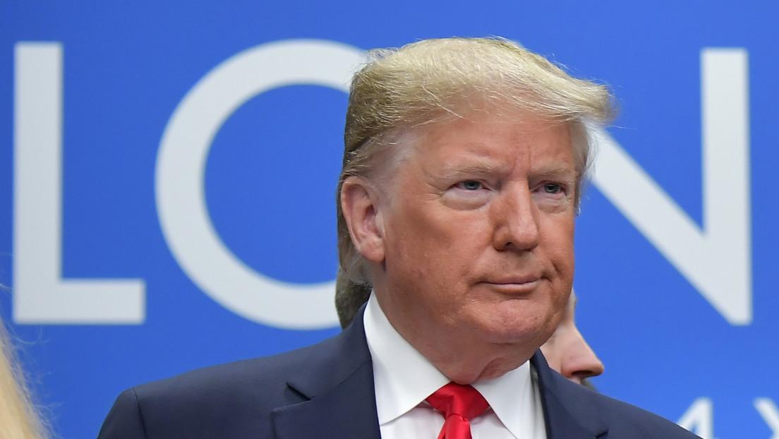 """Trump explica para quién fue el """"favor"""" que pidió a Zelenski en su llamada telefónica y por qué es su """"gran victoria"""" en el caso de 'impeachment'"""