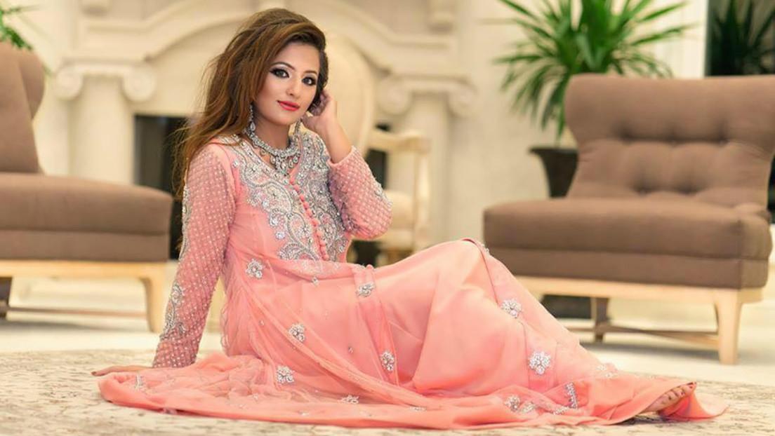 Exreina de belleza pakistaní de 32 años muere en un accidente de tráfico en EE.UU.