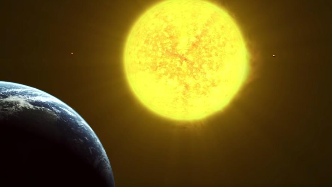 VIDEO: Esta animación muestra cómo el Sol 'devorará' a la Tierra al final de su vida