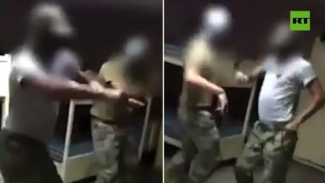 VIDEO: Presuntos efectivos de la Marina de México hacen una parodia burlándose del himno feminista 'Un violador en tu camino'
