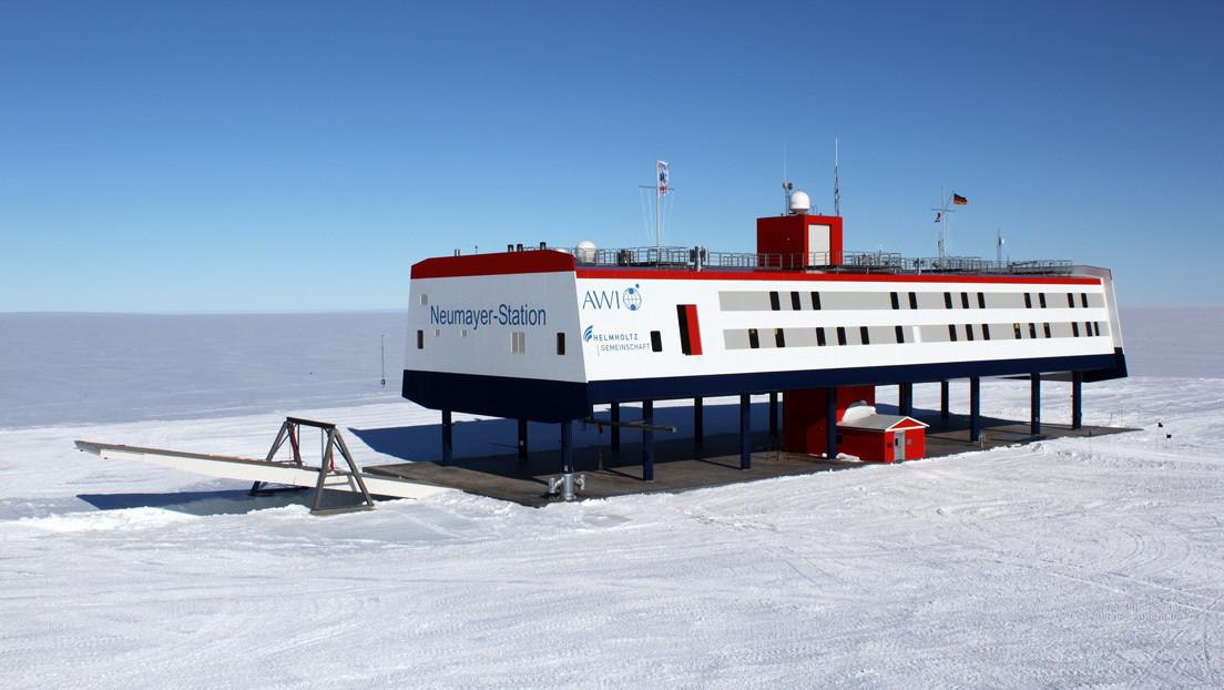 El cerebro de los exploradores polares se redujo tras 14 meses en la Antártida