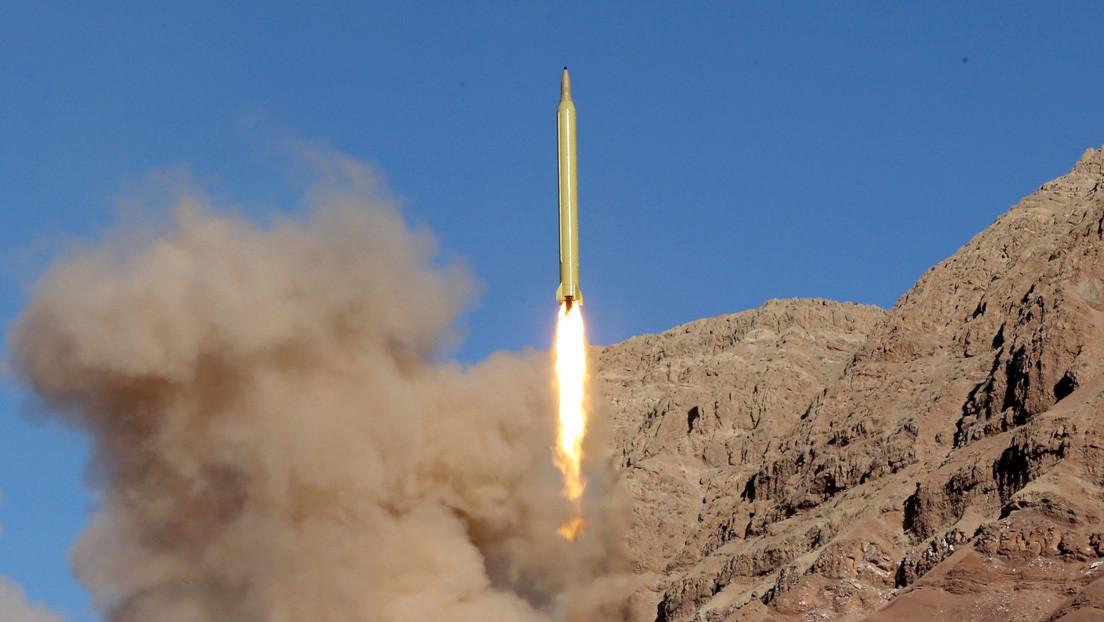 """Irán """"continuará resueltamente"""" su programa de misiles, puesto que no viola resoluciones de la ONU"""