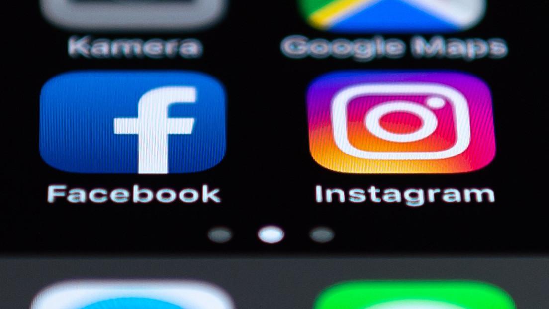 Usuarios de varios países reportan la caída de Facebook e Instagram