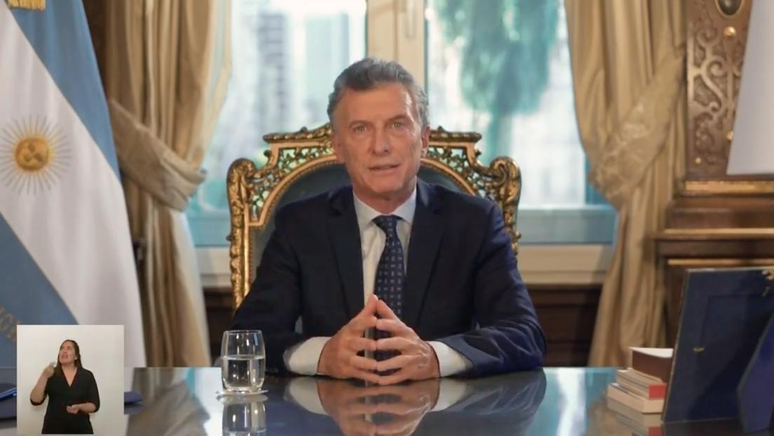 """Macri admite que no se va """"satisfecho con el crecimiento de la economía"""", en su último balance de gestión (VIDEO)"""