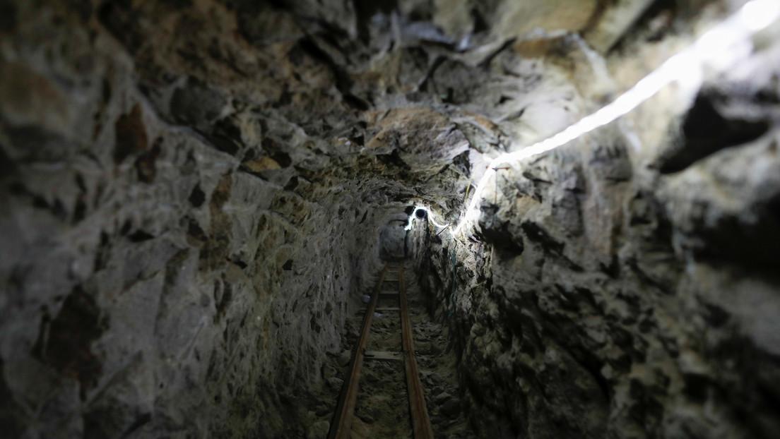 Descubren un nuevo túnel inconcluso en la frontera entre México y EE.UU.