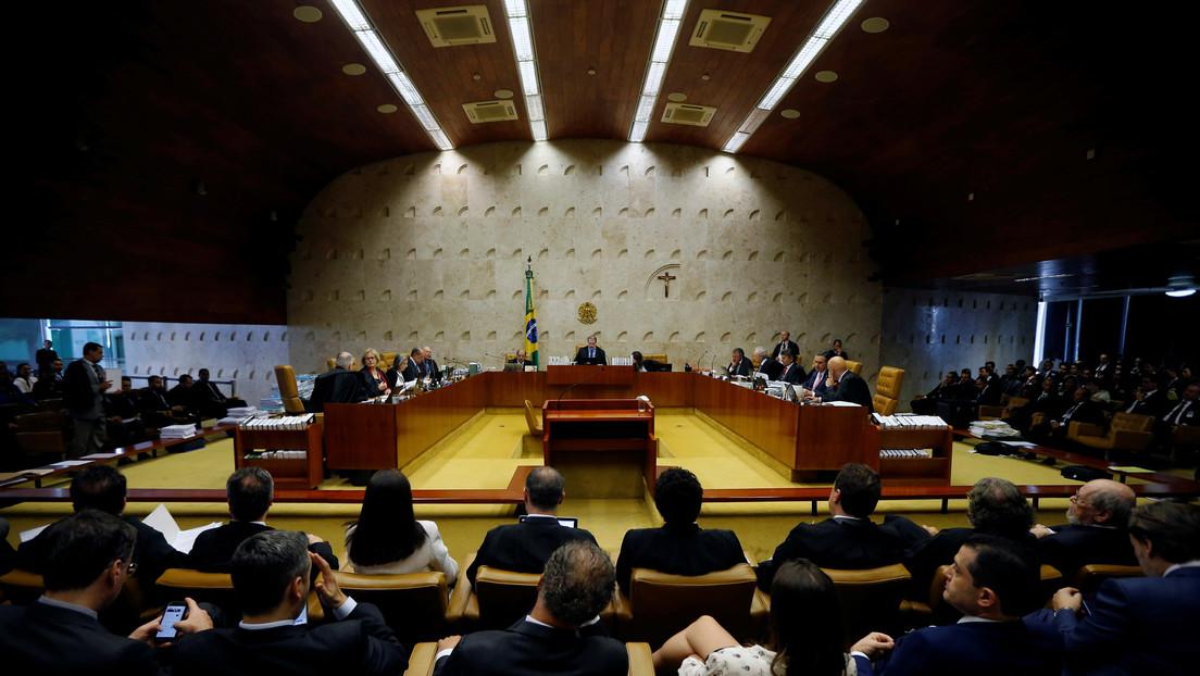 Fiscalía brasileña pide a la Corte Suprema negar el hábeas corpus presentado por la defensa de Lula