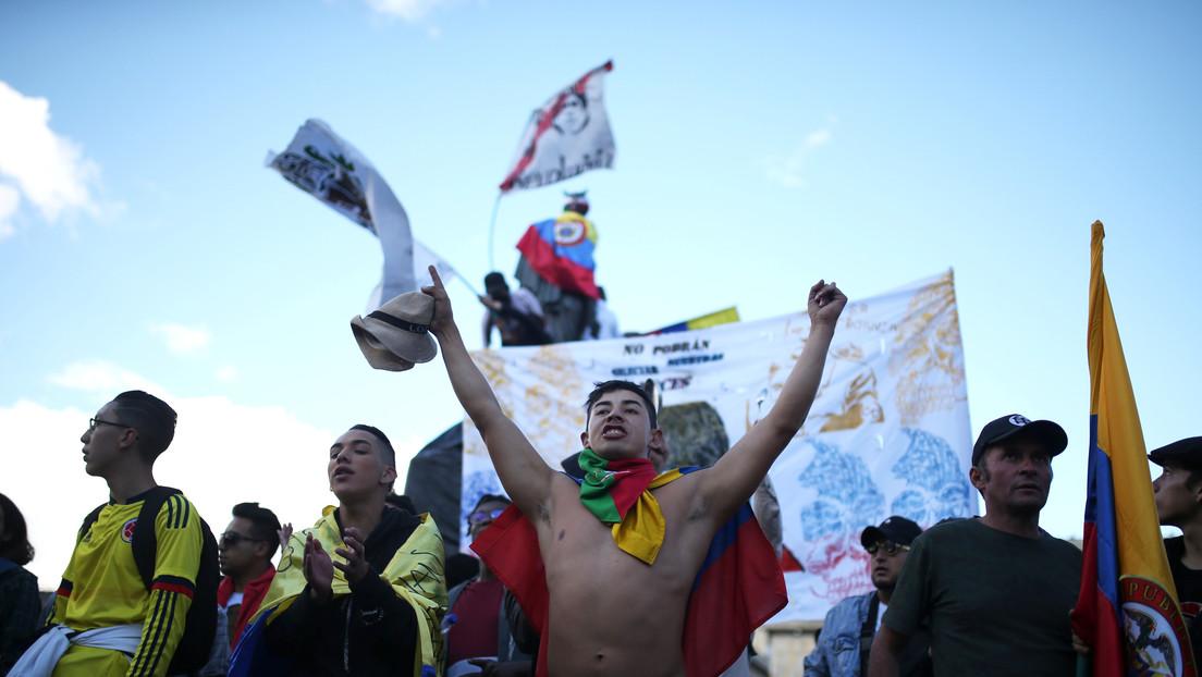 El segundo encuentro entre el comité del paro y el Gobierno colombiano culmina sin acuerdo