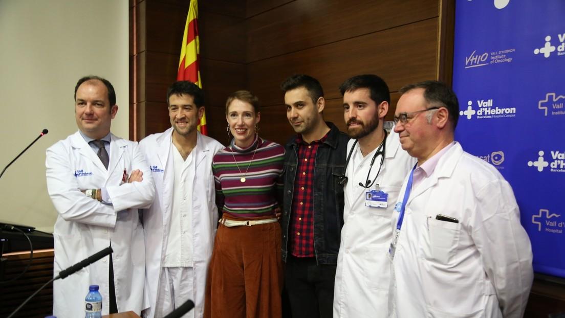 Una mujer sobrevive después de más de seis horas con el corazón parado en una montaña española