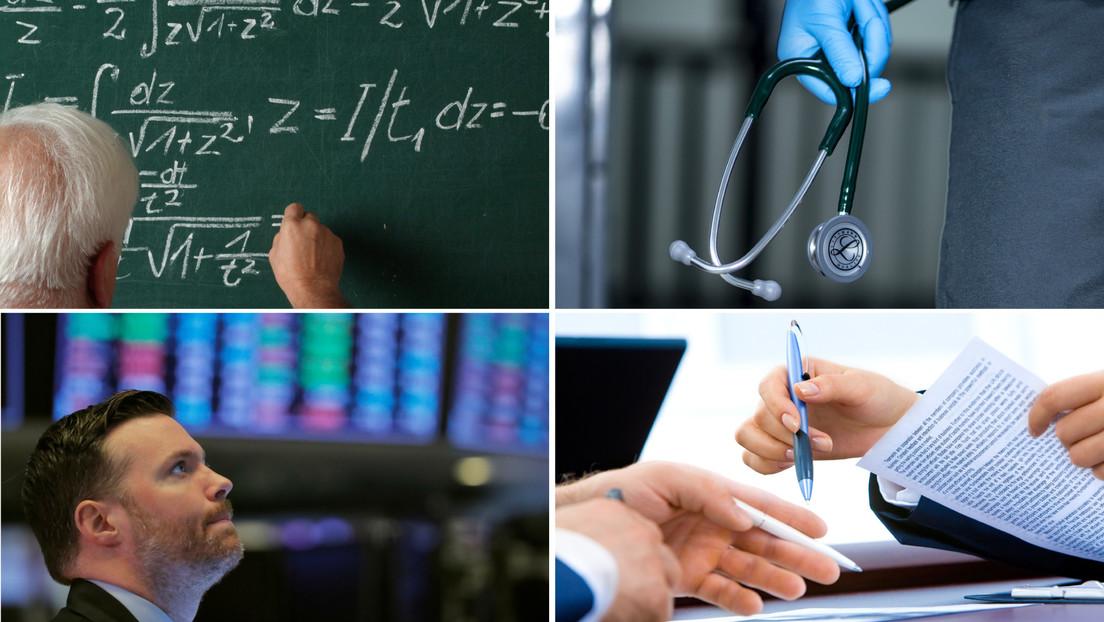 Estas son las profesiones que tendrán la mayor tasa de demanda en la próxima década