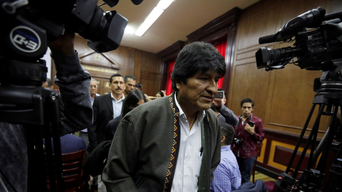 """""""El único fraude fue el de la OEA"""": la reacción de Evo Morales ante el informe del organismo sobre las elecciones"""