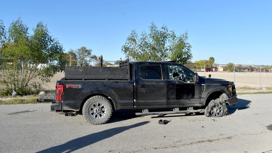 Sube a 25 el número de muertos tras el enfrentamiento de un cártel con fuerzas de seguridad en México