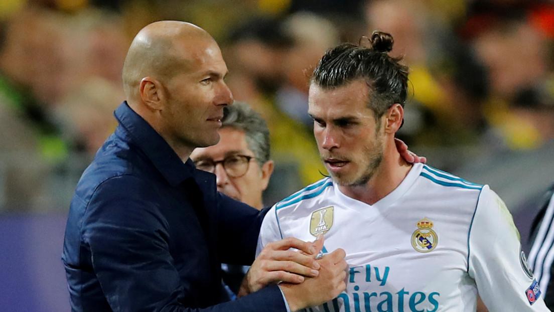 """Zidane no le """"impedirá nada"""" a Gareth Bale, descartado de nuevo del Real Madrid por lesión"""
