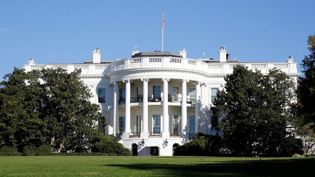 """La Casa Blanca: """"La investigación del 'impeachment' debe finalizar, ya han malgastado suficiente tiempo en esta farsa"""""""