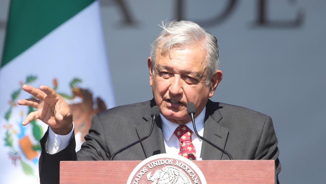 """López Obrador resalta el no reconocimiento de los cárteles mexicanos como terroristas por Trump: """"Fue muy buena la decisión"""""""
