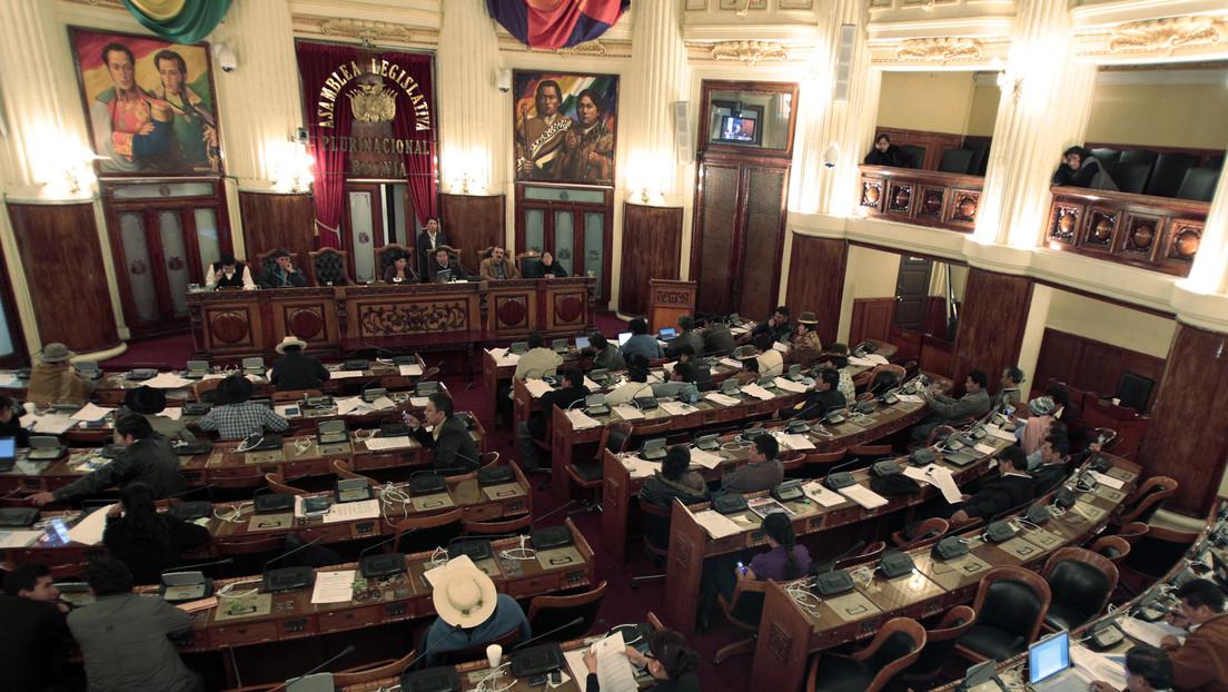 Diputados del MAS hacen valer su mayoría y aprueban ley para evitar persecución política a líderes como Evo Morales