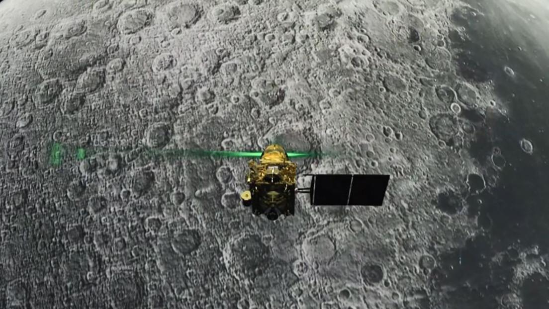 La agencia espacial india desmiente a la NASA y reclama el mérito del hallazgo de su módulo de alunizaje