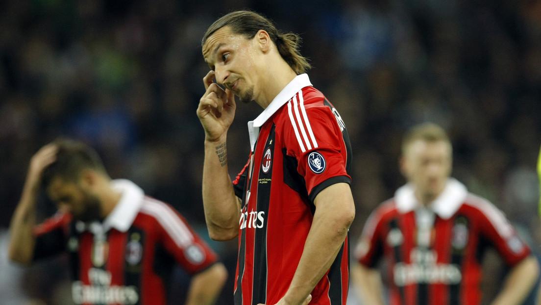"""Ibrahimovic relata su larga espera para vengarse de un rival y mandarlo al hospital de una """"patada de taekwondo"""""""