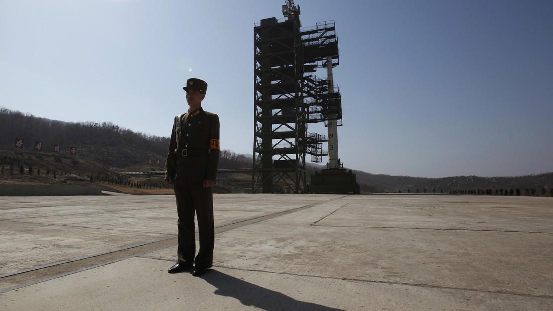 """Pionyang afirma realizar una """"prueba muy importante"""" en un sitio de lanzamiento de cohetes"""