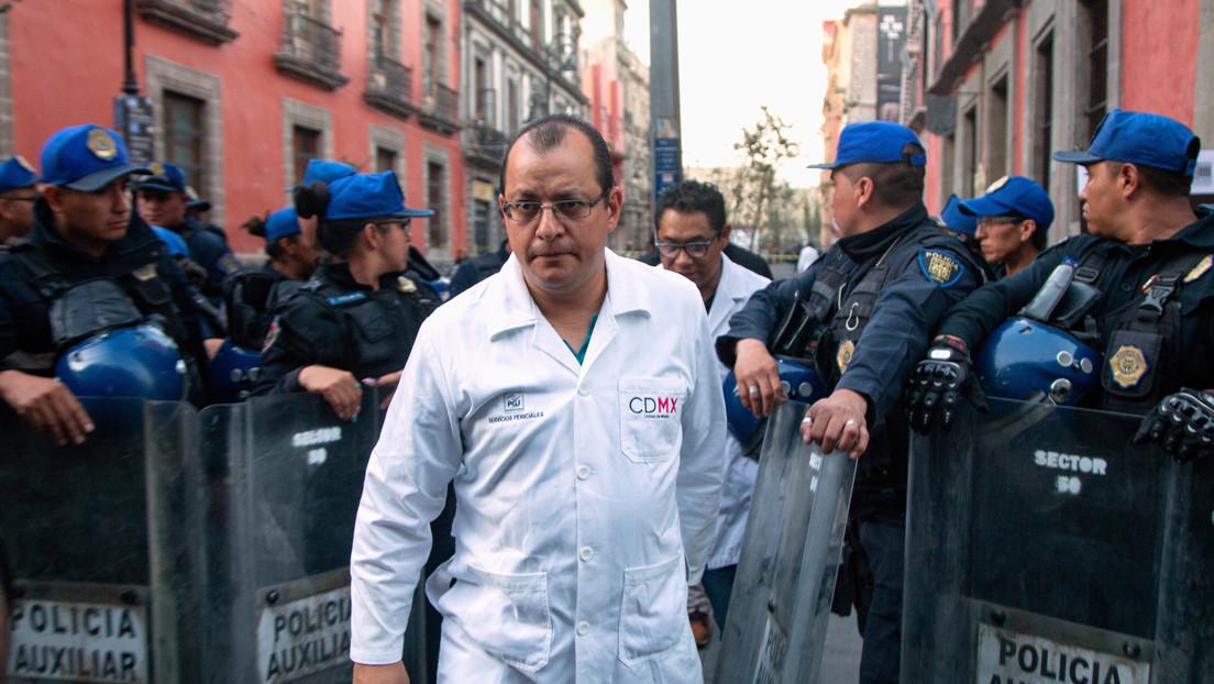Aumenta a cinco el número de muertos por una balacera perpetrada por un militar retirado cerca del Palacio Nacional de México