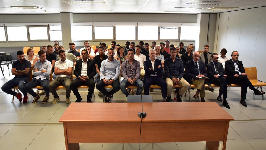 Absueltos todos los jugadores en el macrojuicio por el amaño de un partido de fútbol en España