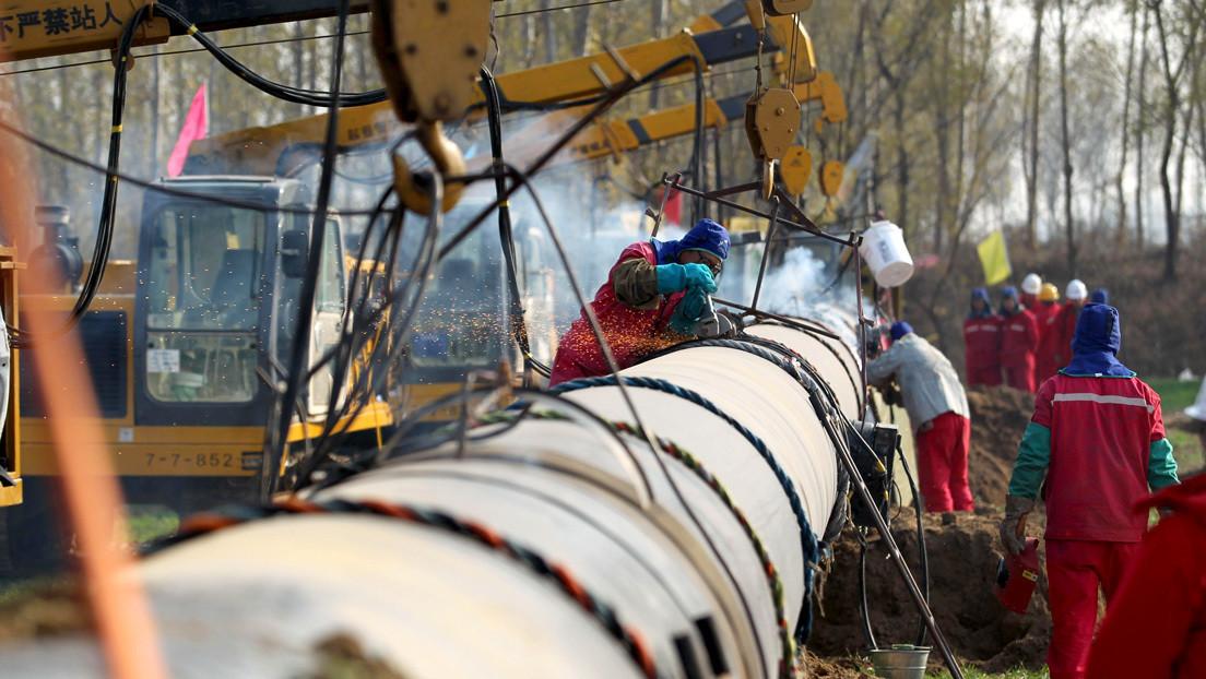 China funda un gigante de transporte de gas y petróleo y abre el sector a las inversiones