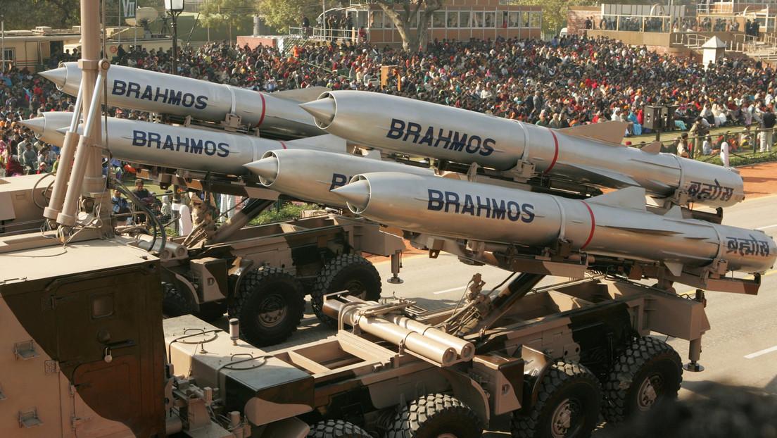 Filipinas podría ser el primer país en comprar los misiles supersónicos ruso-indios BrahMos