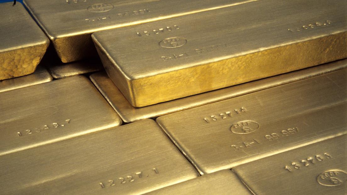 Goldman Sachs calcula que los bancos centrales están consumiendo el 20% de la oferta mundial de oro