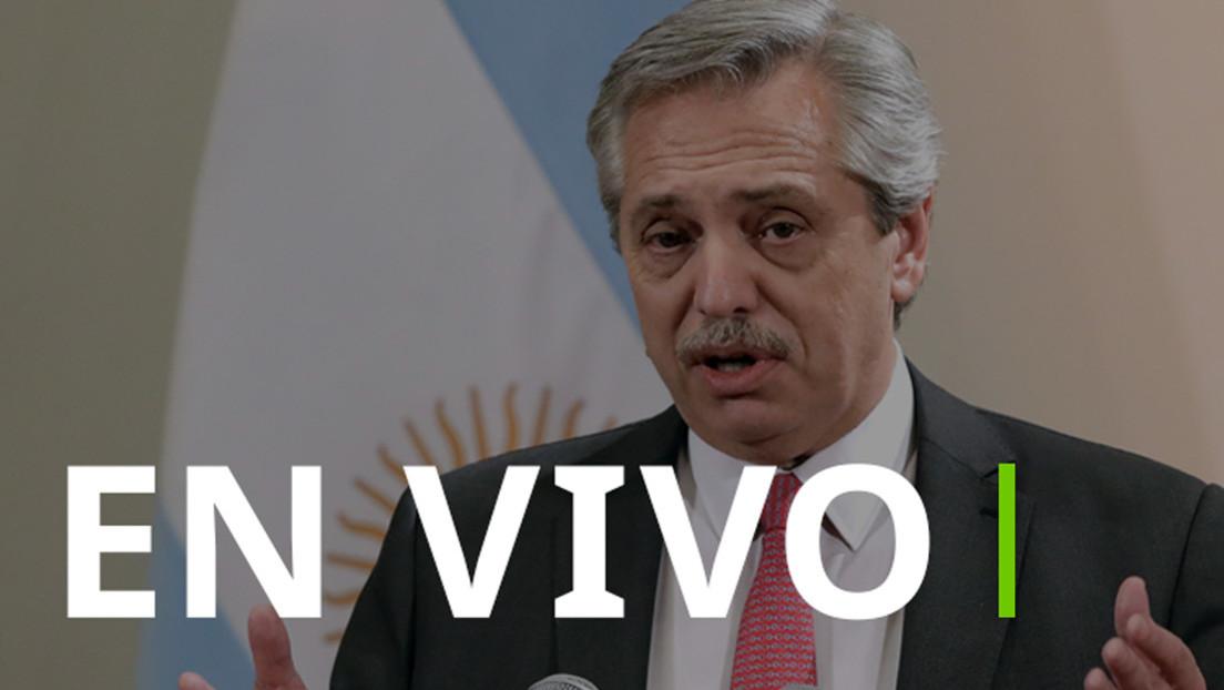 EN VIVO: Toma de posesión de Alberto Fernández como presidente de Argentina