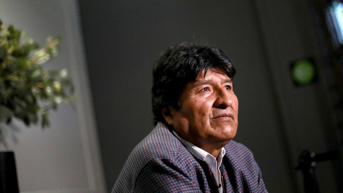 Corte Penal Internacional recibe la denuncia contra Evo Morales por crímenes de lesa humanidad