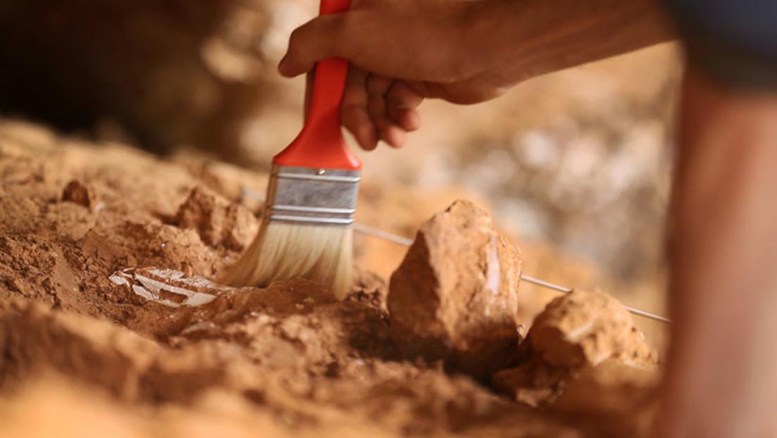 Un arqueólogo descubre por casualidad una momia de hace 2.000 años mientras filma un documental en Egipto