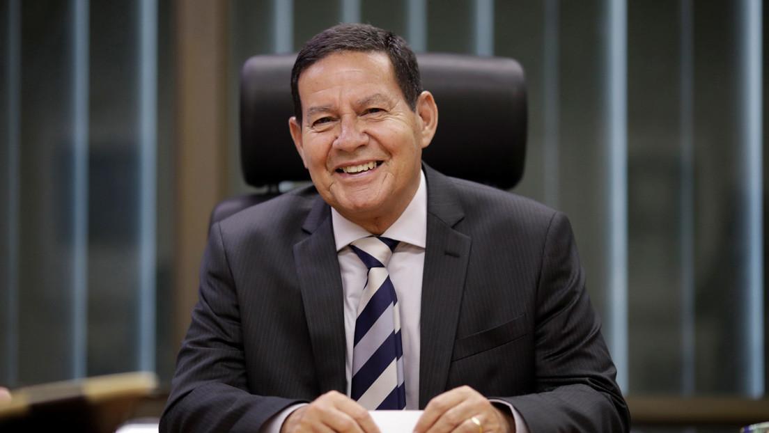 """El vicepresidente de Brasil dice desde Argentina que """"ambos países deben ayudarse mutuamente"""""""