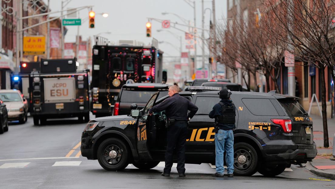 EE.UU.: Personas armadas protagonizan un tiroteo cerca de un supermercado en Nueva Jersey