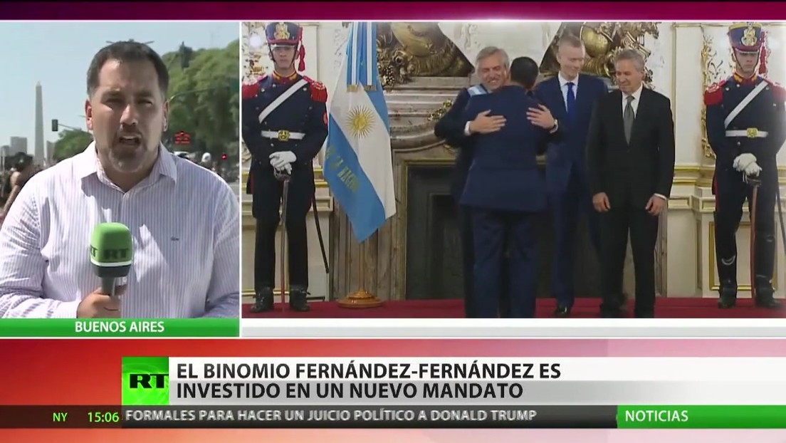 ¿Qué espera al binomio Fernández-Fernández en su nuevo mandato en Argentina?