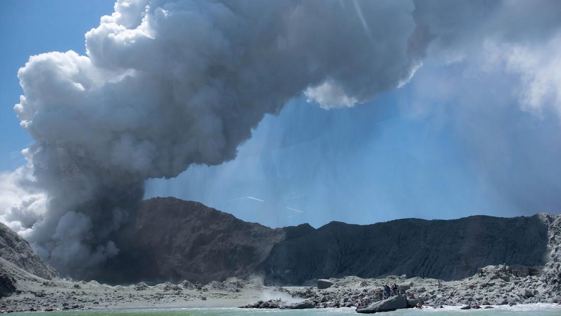 La erupción volcánica en Nueva Zelanda podría provocar una mayor catástrofe con tsunamis