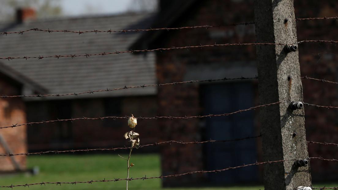 Amantes en Auschwitz se reencuentran 72 años después y él tenía una sola pregunta