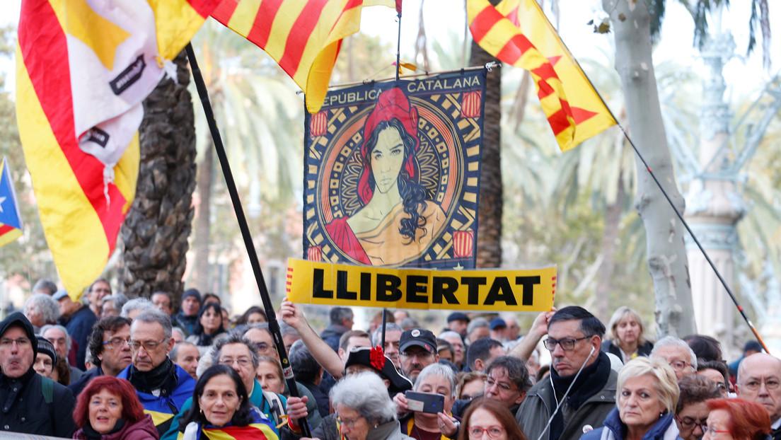 Proponen el segundo grado penitenciario para todos los presos independentistas catalanes