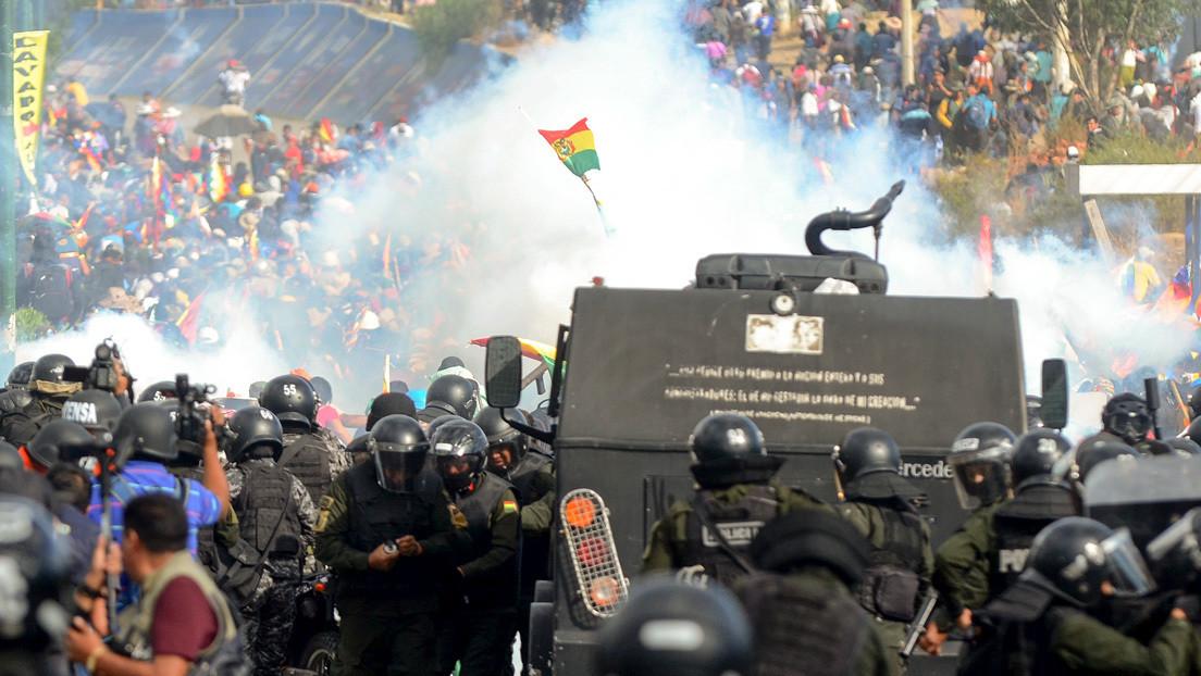 CIDH pide una investigación internacional por violaciones de derechos humanos en Bolivia