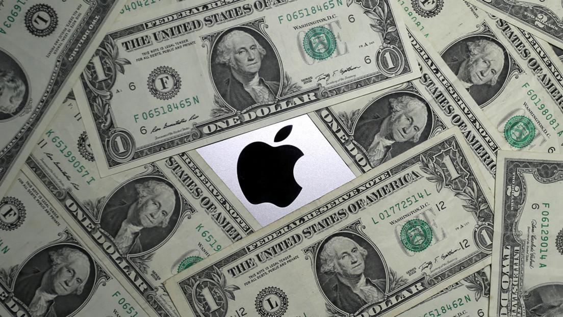Apple pierde el estatus de la empresa más cara del mundo