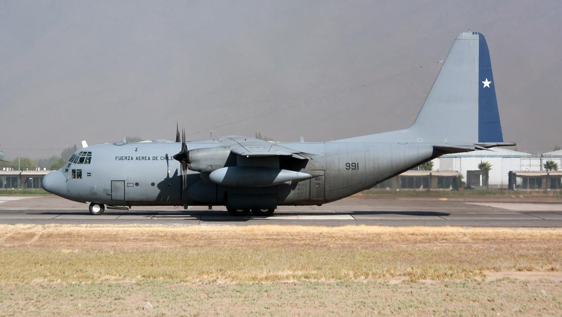 600 personas, 15 aviones y cinco barcos: la Fuerza Aérea de Chile amplía la búsqueda del avión militar desaparecido