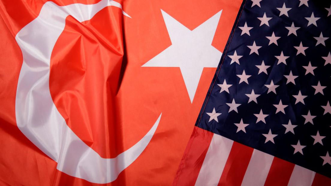 Legisladores de EE.UU. aprueban un proyecto de ley para imponer sanciones a Turquía