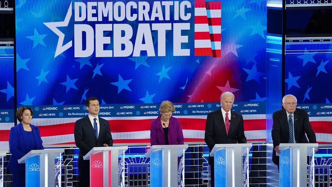 El juicio político contra Trump en el Senado podría socavar los planes de los candidatos demócratas