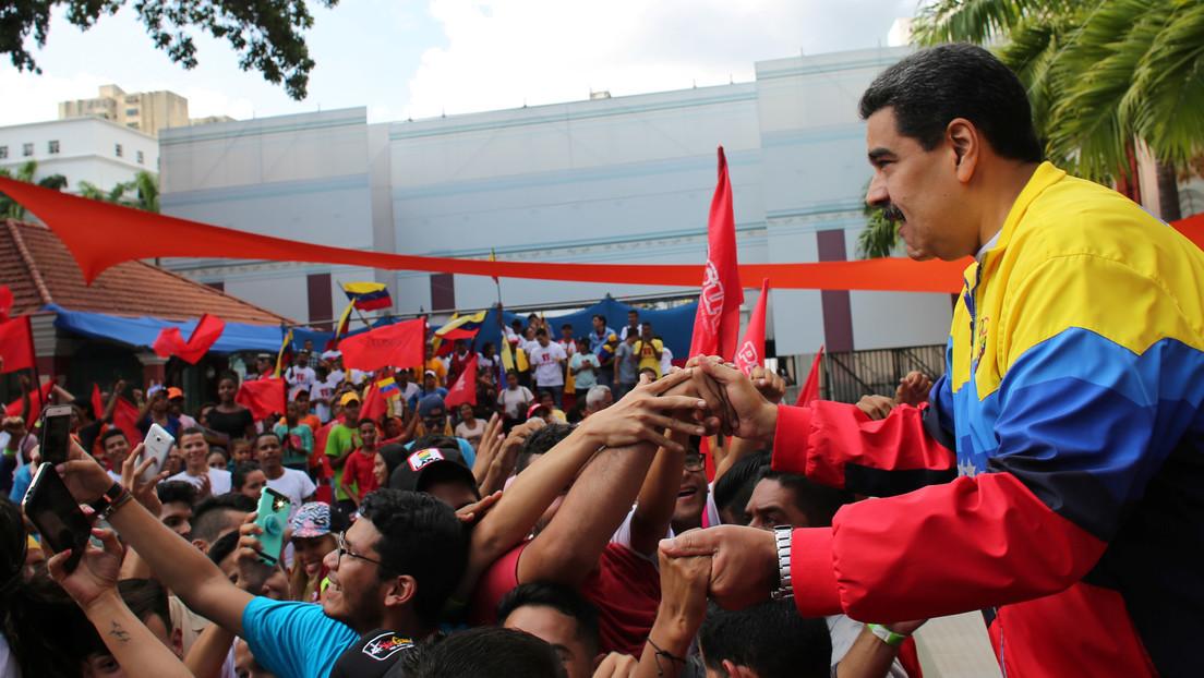 """Moscú condena los intentos continuados de EE.UU. de """"desestabilizar Venezuela desde dentro"""""""