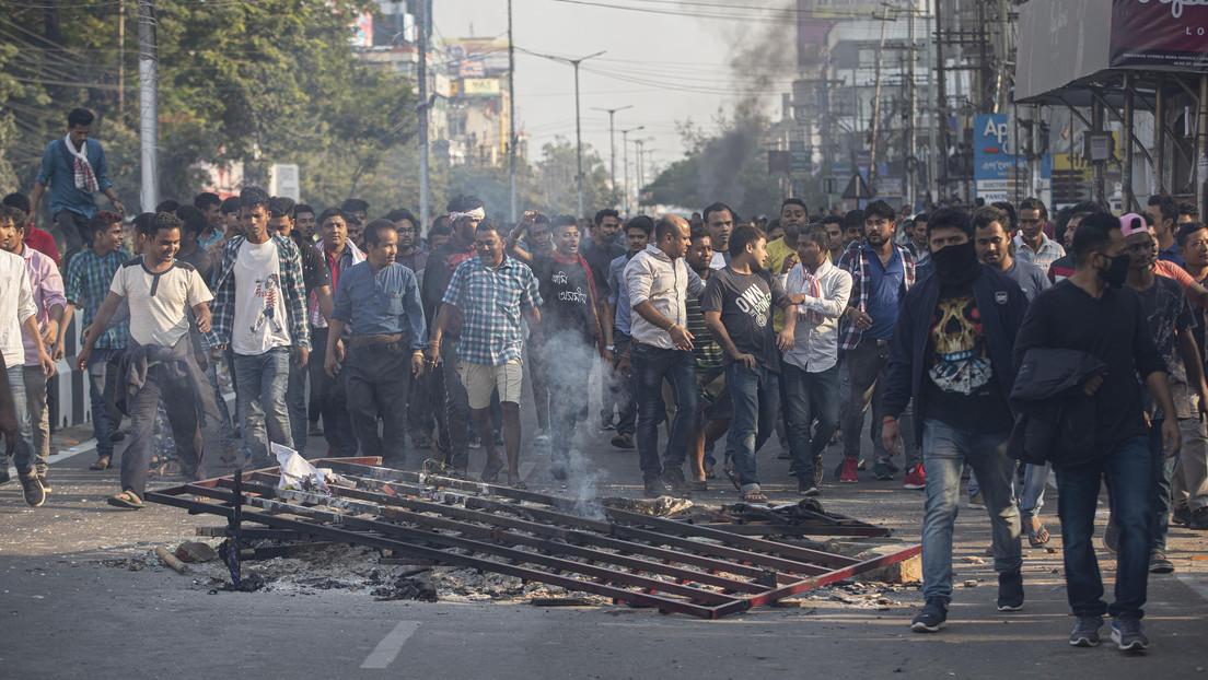 Ola de protestas en la India tras la aprobación de un proyecto de ley de ciudadanía que excluye a musulmanes