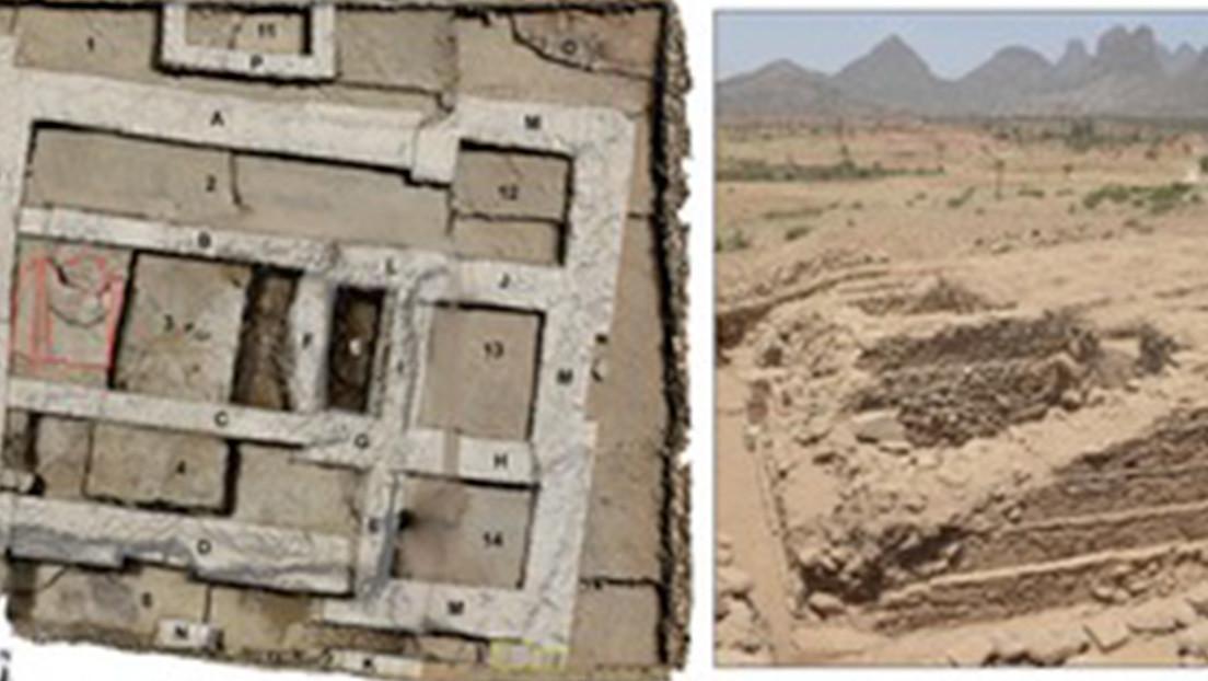 Encuentran una antigua basílica cristiana en un reino perdido de África