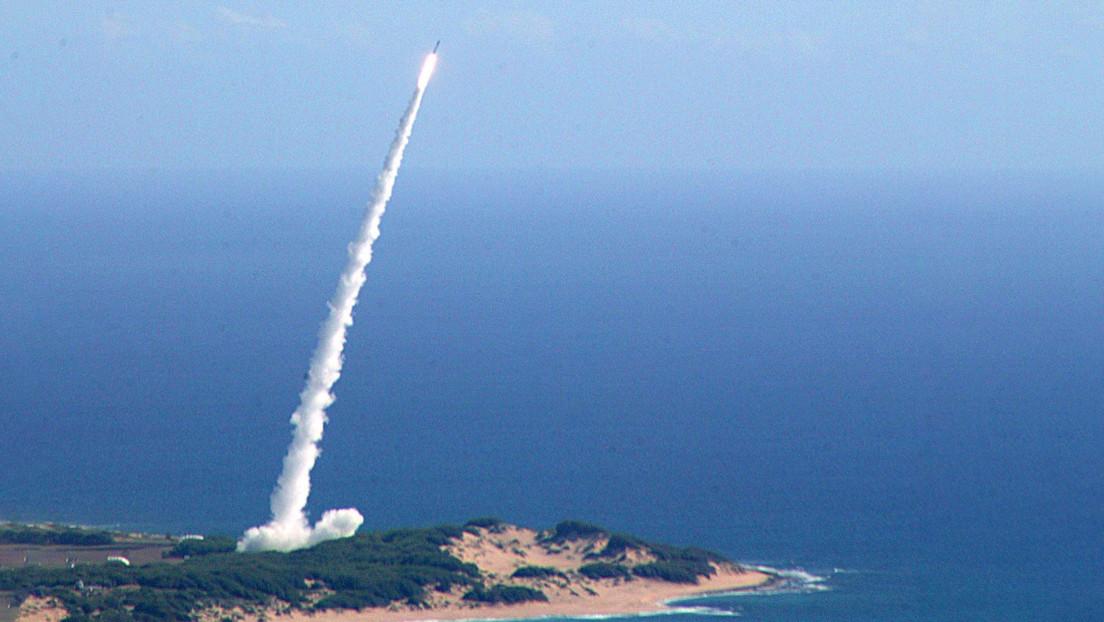 EE.UU. prueba un misil terrestre de alcance medio que el Tratado INF habría prohibido