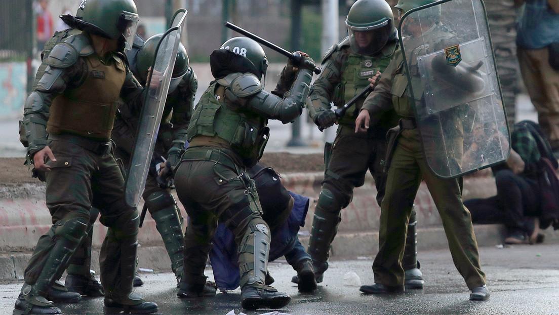 """Carabineros de Chile admite la """"responsabilidad"""" de sus agentes en violaciones a los derechos humanos durante las protestas"""